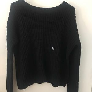 Black sweater by Express